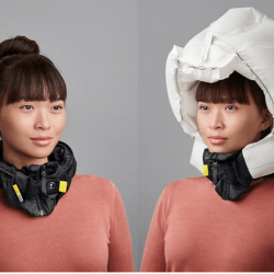 Casque Hovding 3 casque airbag