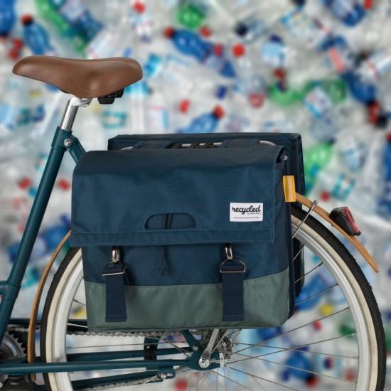 100% recyclé, paire de sacoches 40L recyclée - Urban Proof
