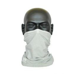 Faceguard écharpe filtrante anti-pollution gris