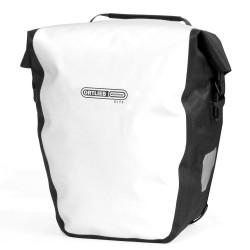 Paire de sacoches de porte-bagage ortlieb back roller city 25 l