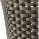 """Panier """"structura"""" bronze + fixation pour cintre OS/22-26 + 2 colliers"""